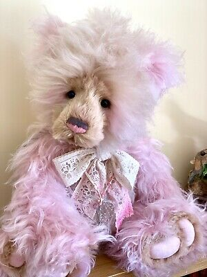 Charlie Bears L'Amour Isabelle Lee Mohair/Alpaca Ltd Ed of 250 Stunning Example