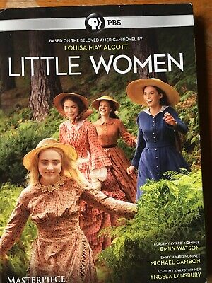 Masterpiece: Little Women (DVD, 2018) - Slip Cover. New. Free and fast shipping