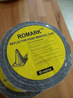 Romark Reflective Road Tape 50m