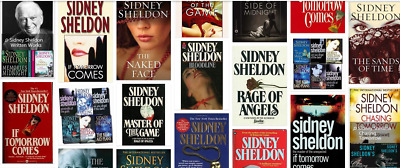 Sidney Sheldon Epub Collection