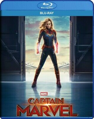 Captain Marvel(2019) BLU-RAY Only PRE-ORDER 6-11-19
