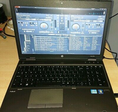 HP PROBOOK Virtual DJ Karaoke Disco Laptop Fully Updated - Club Pub Party