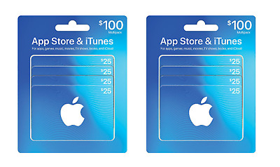 Apple Store & iTunes Gift Card ($200)
