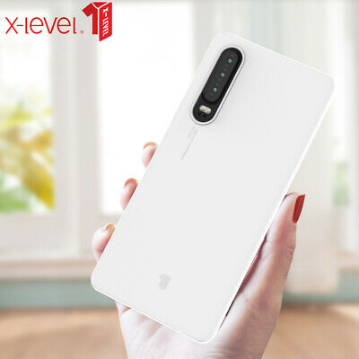 X-Level Transparent Ultra Thin Slim PP Matte Back Cover Case For Huawei P30 Pro