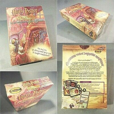 ~ HARRY POTTER WB WIZARDS OF THE COAST 2001 @ SHIPPING WORLDWIDE - J. K Rowling