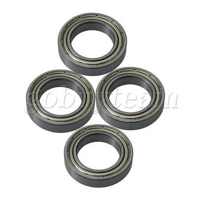 4 Pieces 61804ZZ Silver Replacement Parts Precision Single Ball Bearings