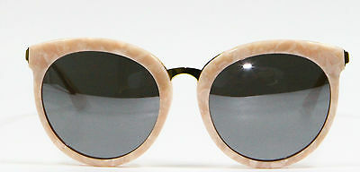 ba2b13e7fde23 New Authentic Gentle Monster Sunglasses Lovesome one White Pink Gold 56.  21.150