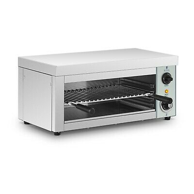 Salamander Grill Electric Commercial Quality Toaster Adjustable Temp 250°C 2200W