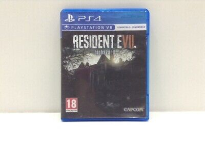 Juego Ps4 Resident Evil 7 Biohazard Ps4 4710716