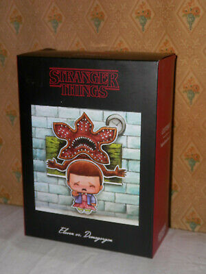 Stranger Things - Loot Crate Exclusive Figure - Eleven Demogorgon - Boxed