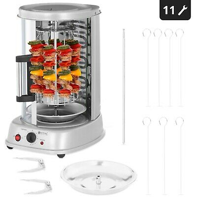 Professional Tower Rotisserie Vetical Grill Kebab Shawarma Gastro Cooker Machine