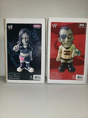 TAKE N OVER NXT ACTION FIGURES ZOMBIES YOUR CHOICE NIP WWE TOUGH TALKERS