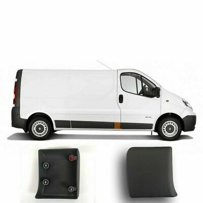 Right Side Central Trim Moulding Panel for Renault Trafic II 2002-2013