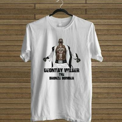 d1a54d225d8e DEONTAY WILDER BOXING BK Tee new 4LUVofBOXING Bomb Squad HW Champ ...