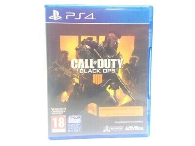 Juego Ps4 Call Of Duty: Black Ops 4 Ps4 4712322