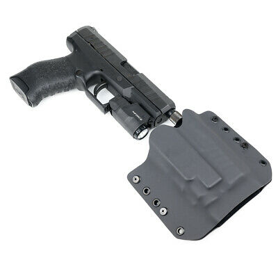 WALTHER P99 TACTICAL Defense Shoulder Double Edge Fixed