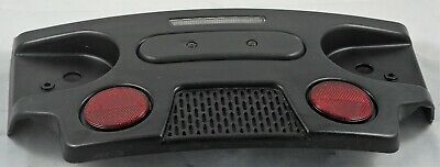 Pride colt XL8 8mph Mobility Scooter Rear Grill Bumper with Break Light