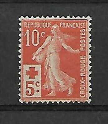 Timbres De France. 1914. N° 147 Neuf. Cote +100€