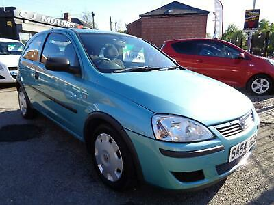 Vauxhall Corsa Life 1.0L Twinport Fantastic Condition Inside And Out Low Miles