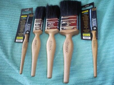 Stanley Professional Paint Brushes Made In England