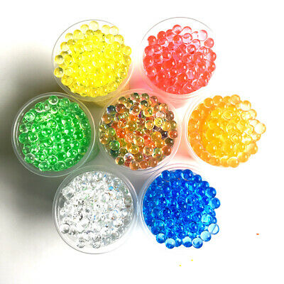 20000PCS Orbeez Water Beads Aqua Crystals Bio Wedding Vase Jelly Bead Ball Decor