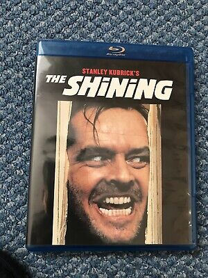 the shining blu ray (American Theatrical Cut 144 Minutes)