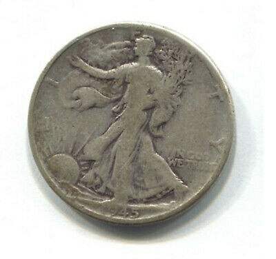 Walking Liberty 1945 Silver Half Dollar 90% Silver