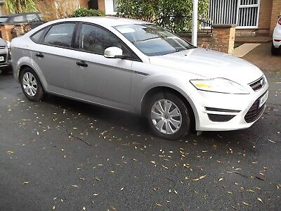 2011 Ford Mondeo Edge 1.6 Tdci Hatchback In Silver