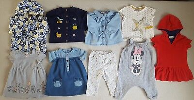 Baby Girls Bundle__6-9 Months / EUR 74__Including Next John Lewis H&M Mothercare
