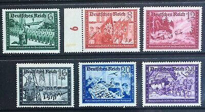 Germany Third Reich 1941 Companionship Block of the German Empire Post MNH/MLH