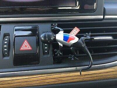 Genuine Audi Russia Gecko Cockpit Air Freshener Scent Woody