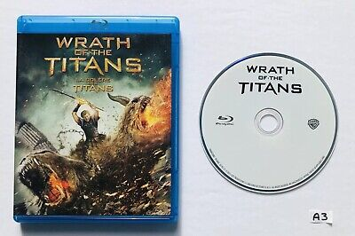 Wrath of the Titans (Blu-ray Disc, 2012, Canadian Bilingual)