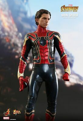 |Hot Toys| Iron Spider-Man - Peter Parker, Avengers: Infinity War (Tom Holland)