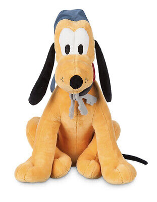 "Disney Parks Pluto With Keys Pirates Of The Caribbean 11"" Plush Doll New"