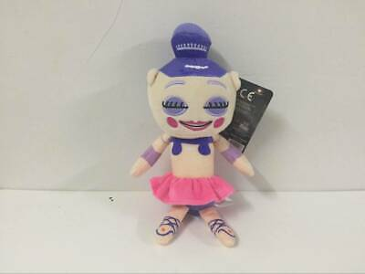 Five Nights at Freddy's Sister Location Purple girl Plush Toys Doll FNAF