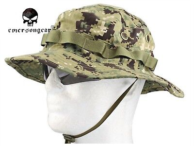 Emerson Tactical Boonie Hat Military Sports Outdoor Fishing Hats Headwear EM8740