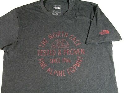4c2d34e52 THE NORTH FACE Athlete Tested Expedition Proven T-shirt Men's Black ...