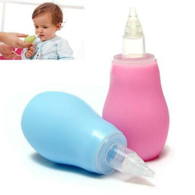 Baby Nasal Vacuum Aspirator Suction Nose Cleaner Baby Nose Care Tool s2zl
