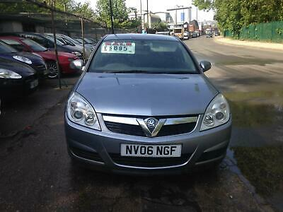 Vauxhall/Opel Vectra 1.8i VVT ( 140ps ) 2006.5MY Club