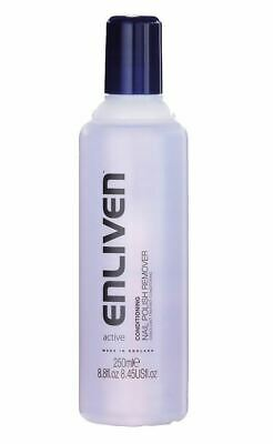 Enliven Nail Polish Remover With Conditioning Glycerin 250Ml. 502160