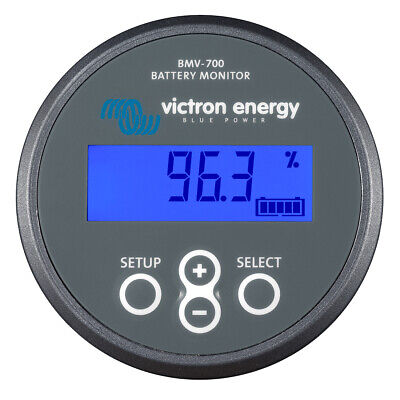 Victron 500A 12V/24V/48V Battery Monitor BMV-700