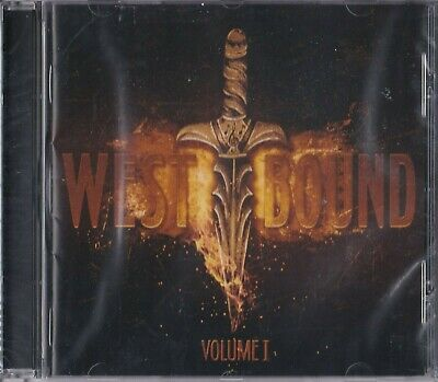 WEST BOUND - Volume I ( 2019 Frontiers cd / Brand new & sealed)