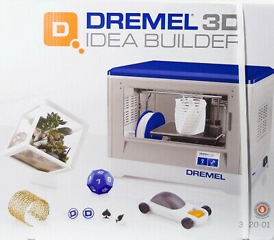 Dremel 3D20 Idea Builder Digilab 3D Printer for Hobbyists and Home Users