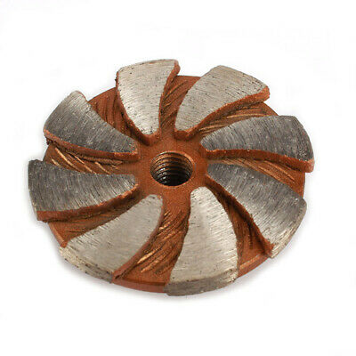 M10 60mm Sintered Diamond Grinding Disc Wheel Stone Bench Angle Grinder Tools