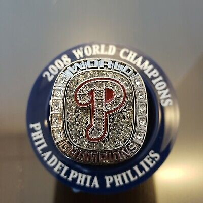 29bb65428f10b 2019 Philadelphia Phillies 2008 World Series Replica Ring Sga 5 4 29