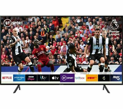 "SAMSUNG UE50RU7100KXXU 50"" Smart 4K Ultra HD HDR LED TV - Currys"
