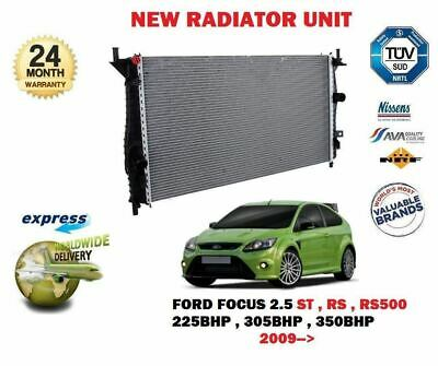 Pour Ford Focus 2.5 st Rs RS500 225BHP 305BHP 350BHP 2009- > Neuf Radiateur