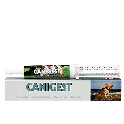 TRM Canigest Paste 15ml for cats and dogs Probiotics & Prebiotics Fast Delivery