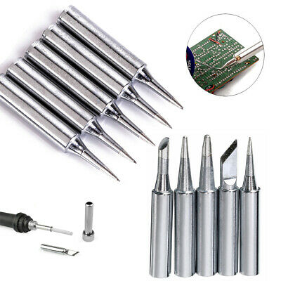 Electric Conical Replacement Soldering Tool  Lead-free Solder Iron Tips Head