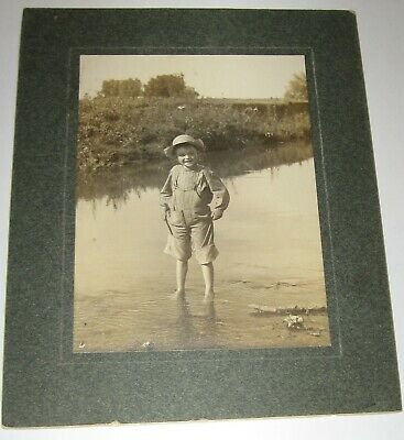 Antique Vintage Photo,Boy,Early 1900's, Knoxville, TN Estate, Pope Ancestor? P8